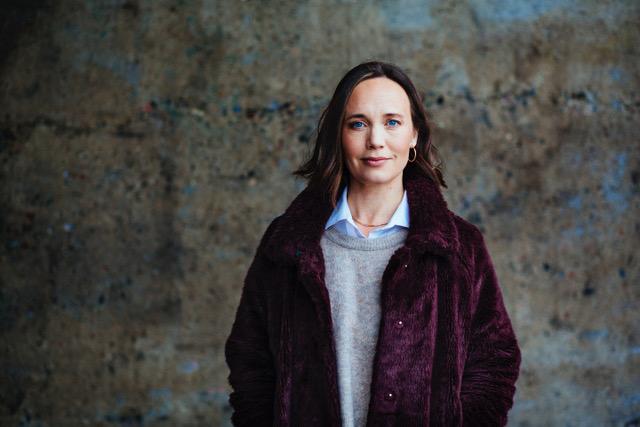 Porträtt av Maria Farm